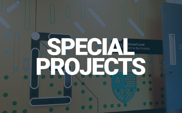 Special Projects Button 3