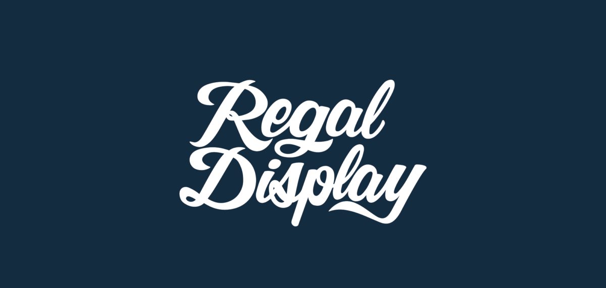 Regal Display Logo Feature Image